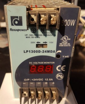 Reıgnpower LP1300D-24MDA